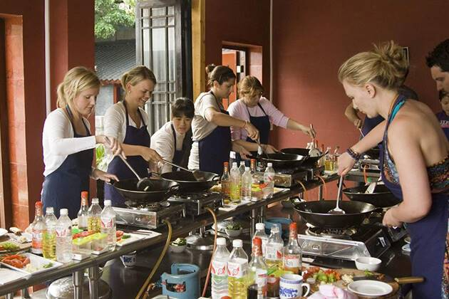 join Yangshou Cooking Class from China school tour