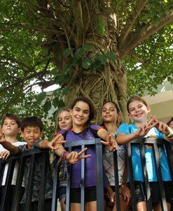 myanmar school trip in yangon