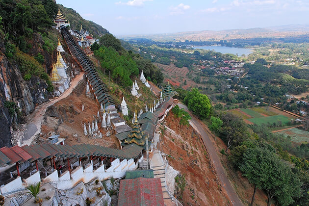 visit mount popa in myanmar school tours