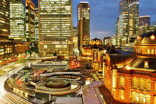 visit the capital city of Tokyo in Japan school trip